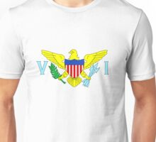 U.S. Virgin Islands Unisex T-Shirt
