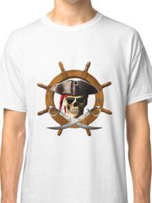 Pirate Wheel Classic T-Shirt