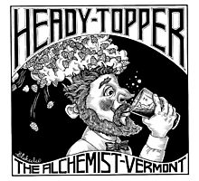 Heady Topper Photographic Print