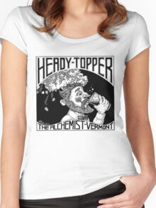 Heady Topper Women's Fitted Scoop T-Shirt