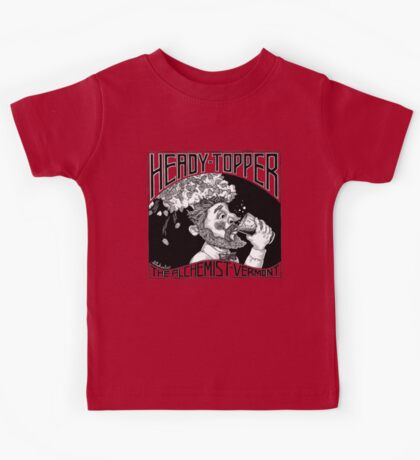 Heady Topper Kids Tee
