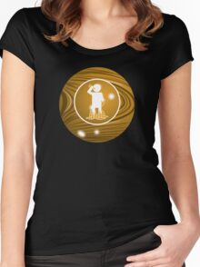 Perkaholic Women's Fitted Scoop T-Shirt