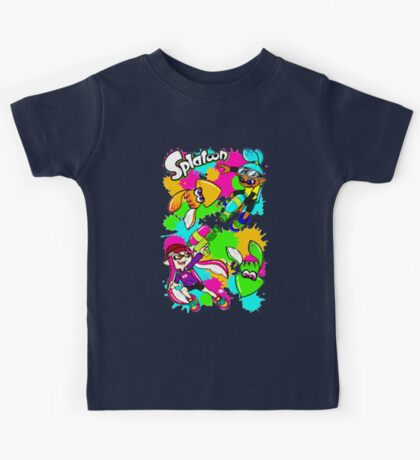 Splatoon Kids Tee