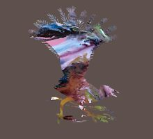 Lyrebird Womens Fitted T-Shirt