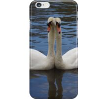 Swans on the Lake  iPhone Case/Skin