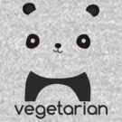 Vegetarian Panda by jaredfin