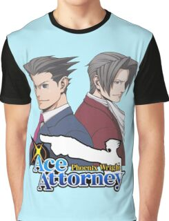 Ace Attorney - Rivals Graphic T-Shirt