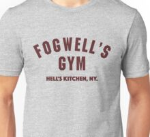 Fogwell's Gym, Hell's Kitchen – Daredevil, NY Unisex T-Shirt
