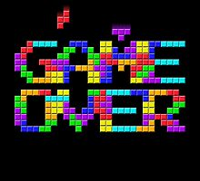 Game Over by DrRoger