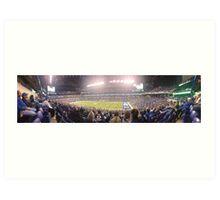Colts-Patriots 2015 Art Print