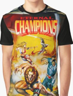 Eternal Champions repro poster Graphic T-Shirt