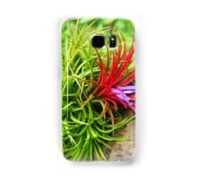 Colorful Plants Photography Samsung Galaxy Case/Skin