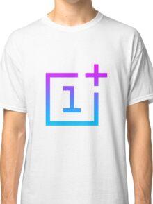 OnePlus Logo - Retro Style Classic T-Shirt