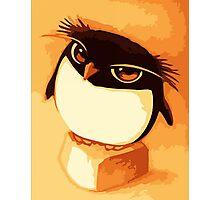 Funny Penguin Photographic Print