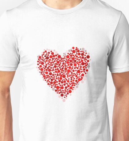 Heart Pieces Unisex T-Shirt
