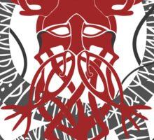 Red Konung Sticker