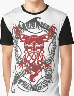 Red Konung Graphic T-Shirt