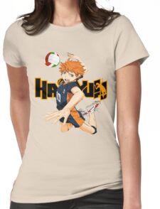 Haikyuu Womens Fitted T-Shirt