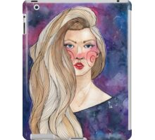 Galaxy Girl iPad Case/Skin