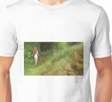 Step Into My World by MB Unisex T-Shirt