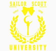 Sailor Scout University: Sailor Moon (Alternate 2) Unisex T-Shirt