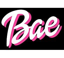 Bae Photographic Print