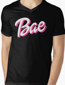 Bae Mens V-Neck T-Shirt