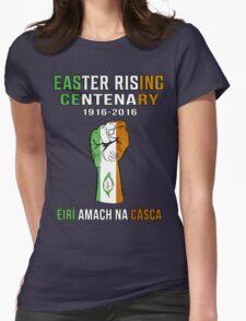 Easter Rising Centenary T Shirt 1916 - 2016 Womens Fitted T-Shirt