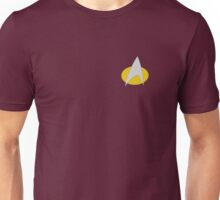 Star Trek: The Next Generation Badge Unisex T-Shirt