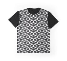 Ribbons & Bows: Black Graphic T-Shirt