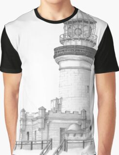 Australia Lighthouse Graphic T-Shirt