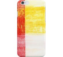 Composition 1 iPhone Case/Skin