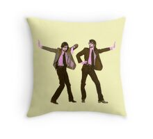 Jarvis Two-tones Throw Pillow