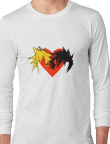 Zack <3 Cloud Long Sleeve T-Shirt