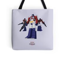 Optimus Prime - (colour) - light T-shirt  Tote Bag