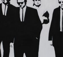 Reservoir Dogs Movie Sticker