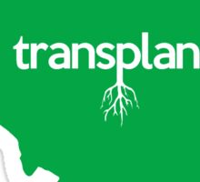 Illinois Transplant IL Green Sticker