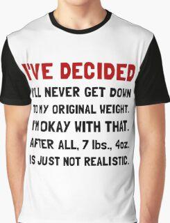 Original Weight Graphic T-Shirt