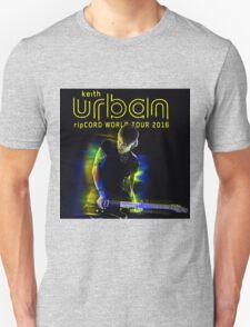 "RIPCORD WORLD TOUR 2016 ""KEITH URBAN"" T-Shirt"