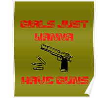 Girls Want Guns 2 Poster