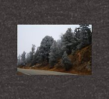 HOAR FROST..Colorado Style Pullover