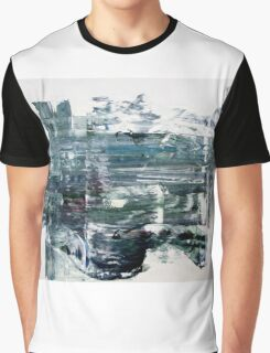 Western Wall - Original Wall Modern Abstract Art Painting Original mixed media Graphic T-Shirt