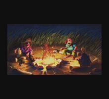 Monkey Island 2 - Campfire Stories Kids Tee