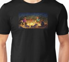 Monkey Island 2 - Campfire Stories Unisex T-Shirt