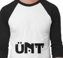 Rupaul's Drag Race, Bob The Drag Queen, UNT Men's Baseball ¾ T-Shirt