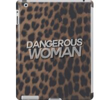Dangerous Woman iPad Case/Skin