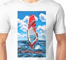 All in your hands Unisex T-Shirt