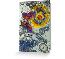 Th17 (It's Time) Greeting Card