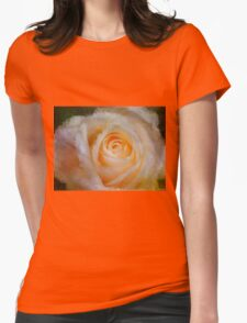 Feelings Of Flowers - Image Art Womens Fitted T-Shirt