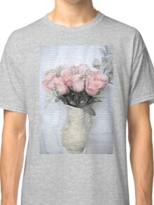 Love Silently - Flower Art Classic T-Shirt